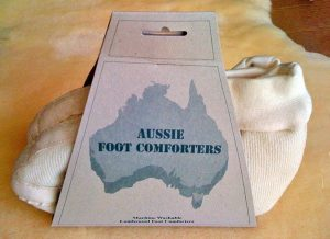 Aussie-Footwarmers