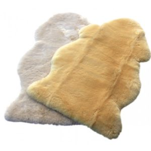 Kyda_Gold-and-Ivory-SheepskinRug_plus