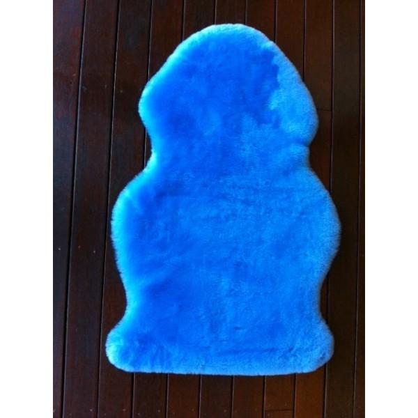 INFANT CARE LAMBSKIN BLUE