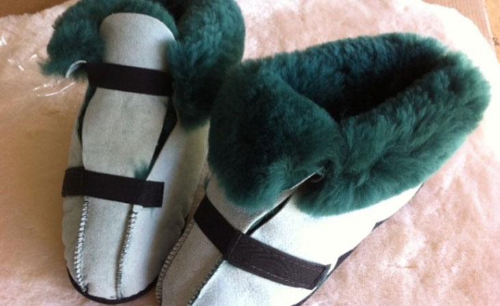 Footwear Medical Sheepskin