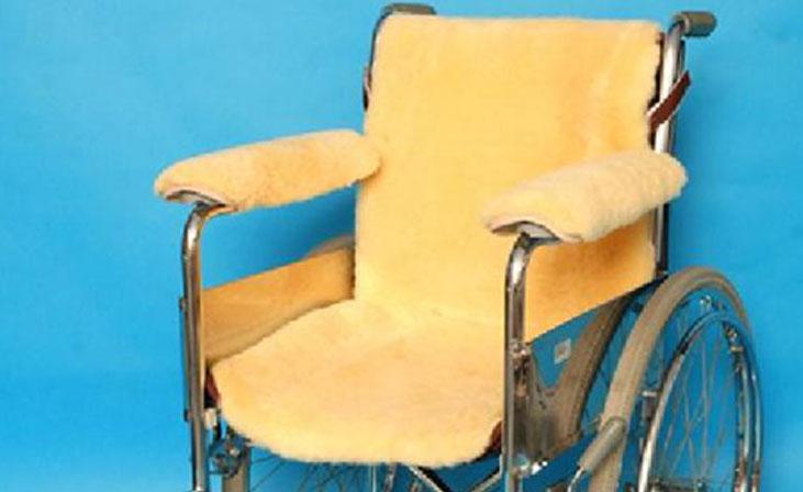 Wheelchair Medical Sheepskin
